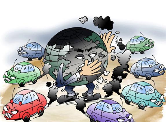 京六征求意见 最严排放标准拟2017年实施-中南汽车